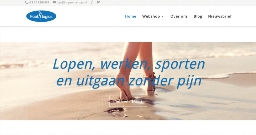 Loopzonderpijn.nl